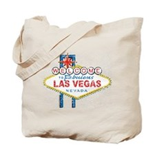 Welcome to Fabulous Las Vegas Tote Bag