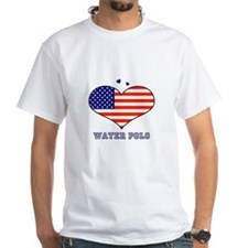 LOVE WATERPOLO STARS AND STRIPES Shirt