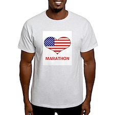 LOVE MARATHON THE STARS AND STRIPES T-Shirt