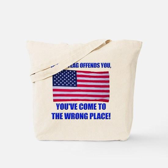 Flag1a Tote Bag
