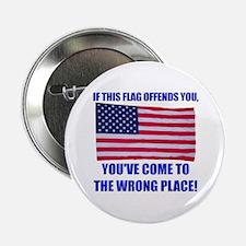 """Flag1a 2.25"""" Button"""