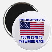 Flag1a Magnet