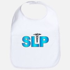 SLP Blue Bib