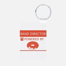 Band Director Powered by Doughnuts Aluminum Photo