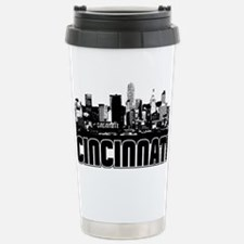 Cincinnati Skyline Travel Mug