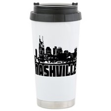 Nashville Skyline Travel Mug