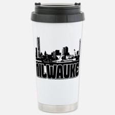 Milwaukee Skyline Stainless Steel Travel Mug
