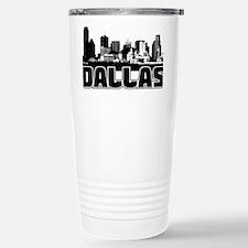 Dallas Skyline Travel Mug