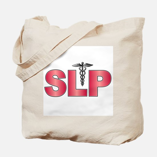 SLP Red Tote Bag