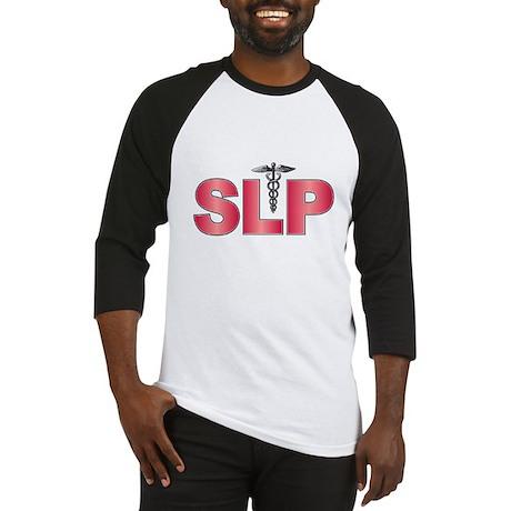 SLP Red Baseball Jersey