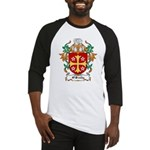 O'Scully Coat of Arms Baseball Jersey