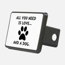 Need Love Dog Hitch Cover