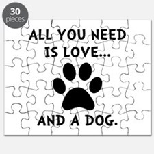Need Love Dog Puzzle