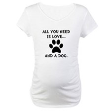 Need Love Dog Shirt