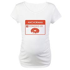 Anchorman Powered by Doughnuts Shirt