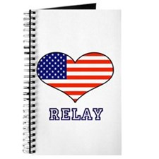 LOVE RELAY the stars and stripes Journal