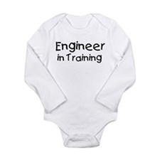 Cute Careers and professions Long Sleeve Infant Bodysuit