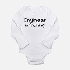 Training Long Sleeve Infant Bodysuit