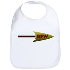 Redskins Fans Wanted Arrow Logo Bib