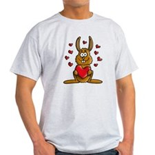 rabbit hearts T-Shirt