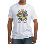 Osborne Coat of Arms Fitted T-Shirt