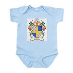 Osborne Coat of Arms Infant Creeper