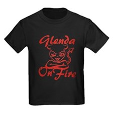 Glenda On Fire T