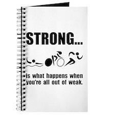 Triathlon Strong Journal