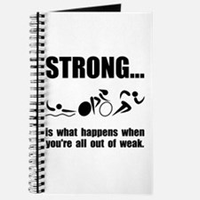 Triathlon Strong Journal