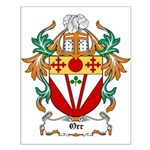 Orr Coat of Arms Small Poster