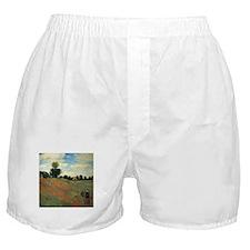 Monet Wild Poppies (detail) Boxer Shorts