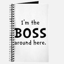 Im The Boss Journal