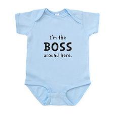 Im The Boss Infant Bodysuit