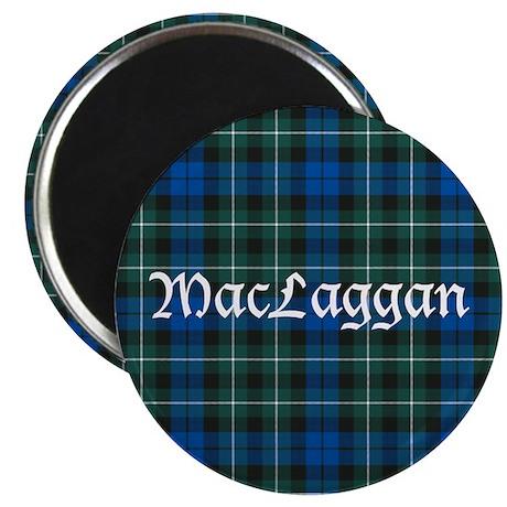 Tartan-MacLaggan Magnet