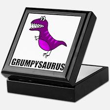 Grumpysaurus Keepsake Box