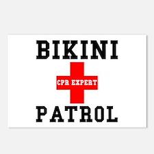 Bikini Patrol Postcards (Package of 8)