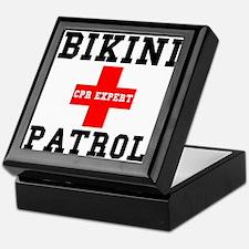 Bikini Patrol Keepsake Box