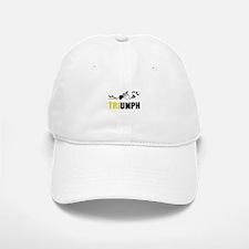 Tri Triumph Baseball Baseball Cap