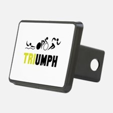 Tri Triumph Hitch Cover