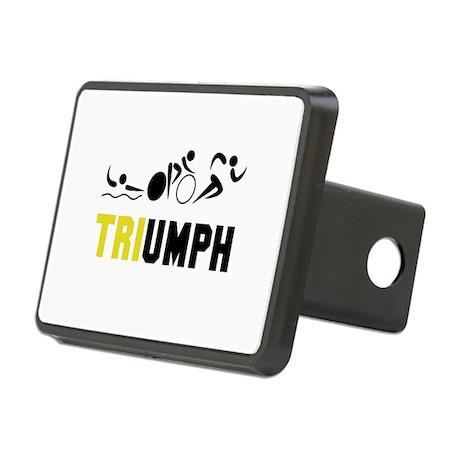 Tri Triumph Rectangular Hitch Cover