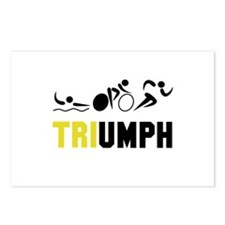 Tri Triumph Postcards (Package of 8)