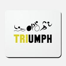 Tri Triumph Mousepad