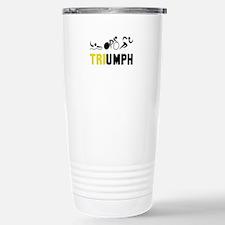 Tri Triumph Travel Mug