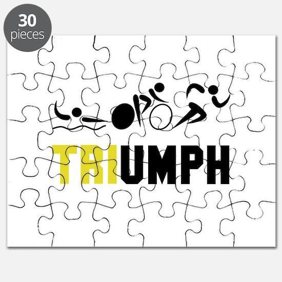 Tri Triumph Puzzle