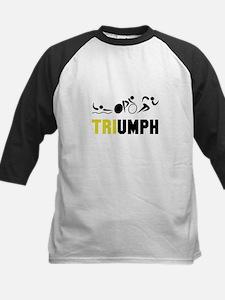 Tri Triumph Kids Baseball Jersey