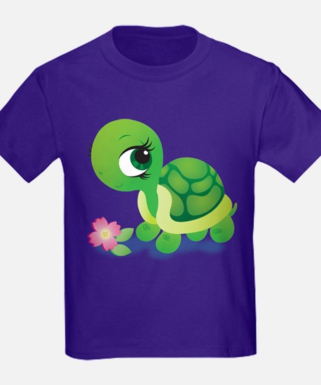 Toshi the Turtle T