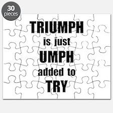Try Triumph Puzzle