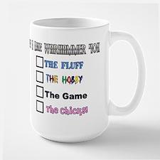 Why I Like Warhammer 40K Mug
