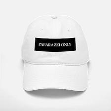 """Paparazzi Only"" Baseball Baseball Cap"