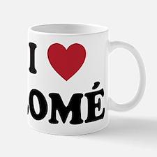 I Love Lome Mug